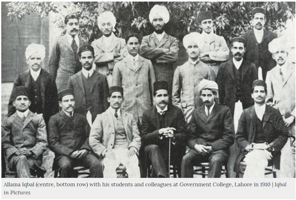 Why is Allama Iqbal going out of fashion?