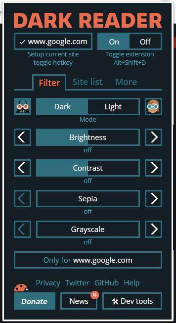 How to get Dark Mode / Night Mode on Websites? - Tech Urdu