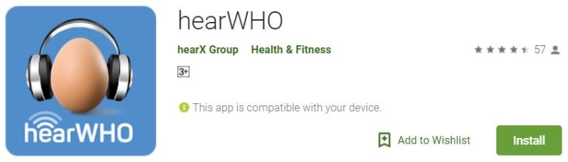 This World Health Organization Mobile App will Help You in Detecting Hearing Loss - Tech Urdu