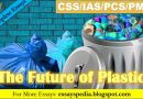 The Future of Plastic | Complete Essay with Outline - Tech Urdu