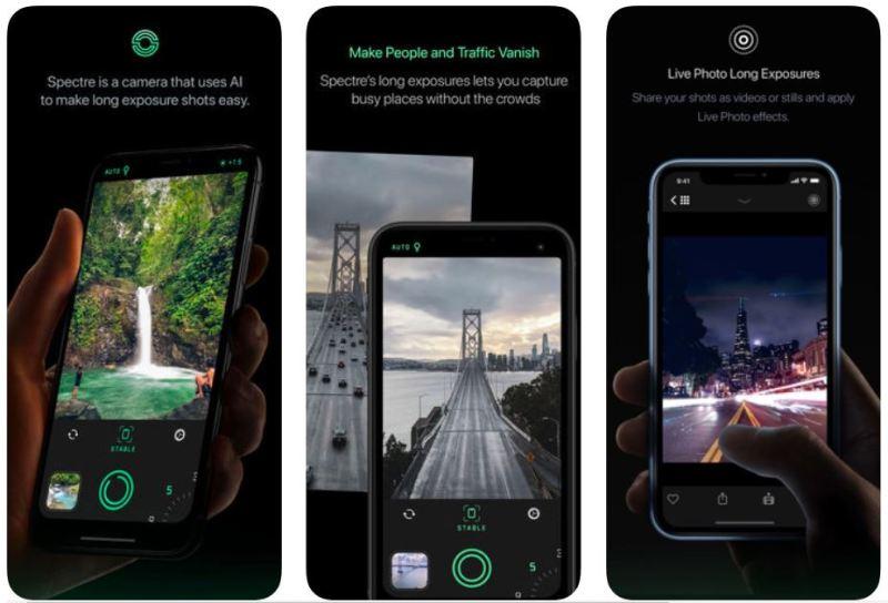 Best Camera App of 2019 - Spectre - Tech Urdu