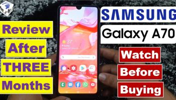 Samsung Galaxy A70   The Good👍 The Bad👎   Ultimate Review - Tech Urdu