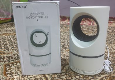 LED Mosquito Killer Lamp UV- Description and Working - techurdu.net