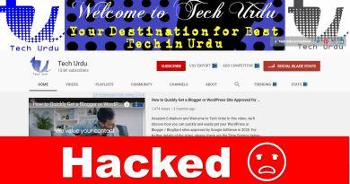 iskylib Software is Hacking Google Accounts & YouTube Channels - techurdu.net