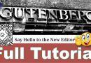 Gutenberg Editor (WordPress 5.0 & Above)   The Ultimate Tutorial - techurdu.net