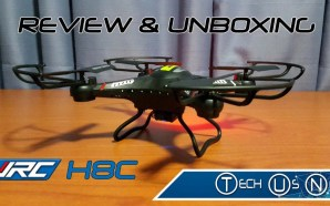 Drone JJRC H8C Review