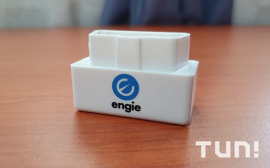 Dispositivo Engie App
