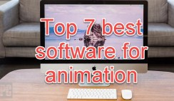 best software for animation
