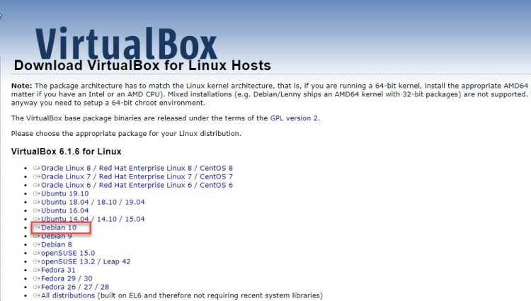download virtualbox for kali linux