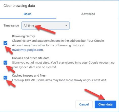 fix google drive authorization error http 403