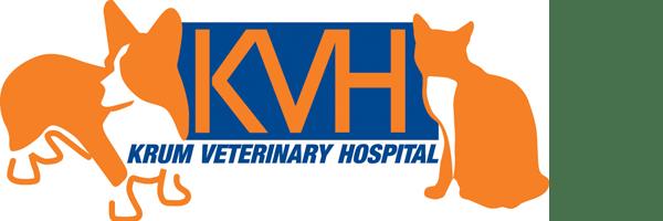 Krum Veterinary Hospital Logo