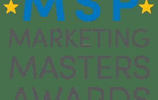 Intronis MSP Marketing Masters Awards 2016 Logo