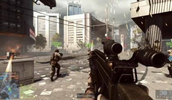 battlefield 4 multiplayer gameplay