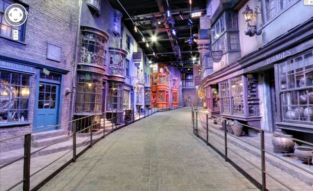 daiagon alley set harry potter