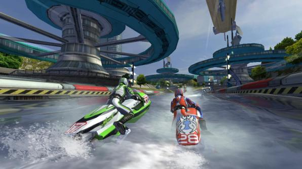Riptide gp2 game review