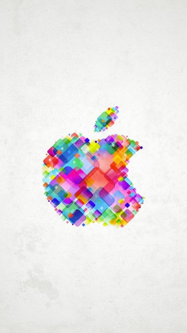 iPhone 5 Apple Logo Wallpaper