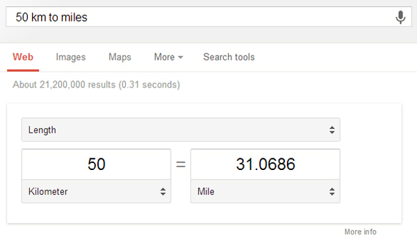 google-search-shortcut-convert-measurement-unit
