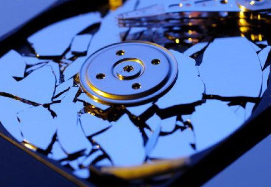 failing hard drive