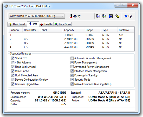 hdtune_hard-disk-detailed-information