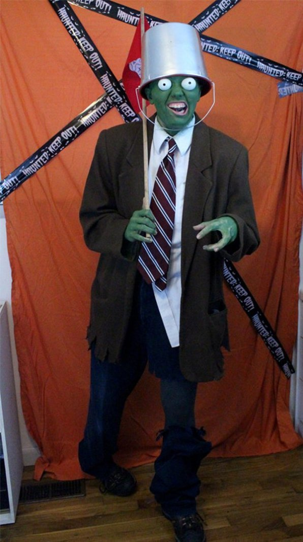 Plant vs zombies halloween costume