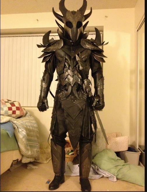 skyrim halloween costume