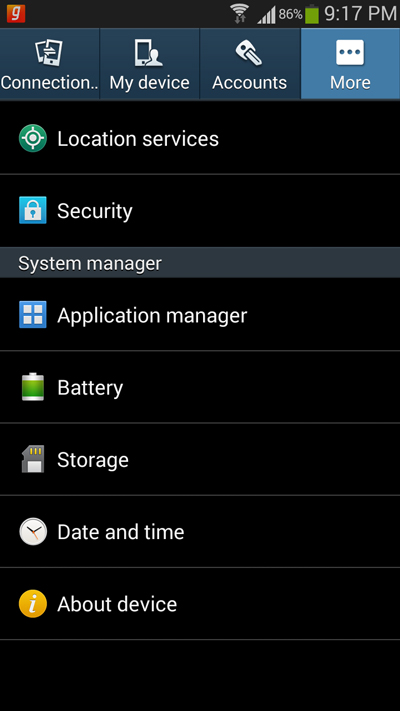 How To Enable Developer Options on Android 4 3 Devices