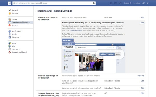 enable-review-tag-on-facebook