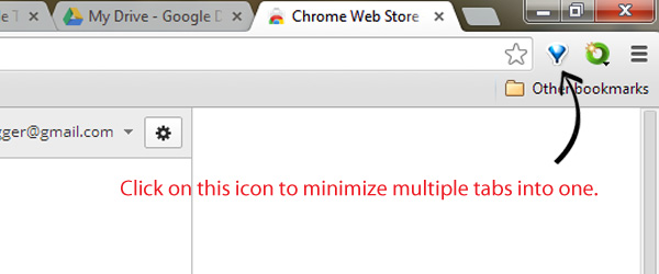 Minimize-Multiple-Tabs-in-Google-Chrome-into-One