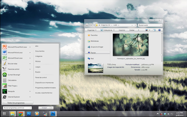 polymer-for-windows-7-theme