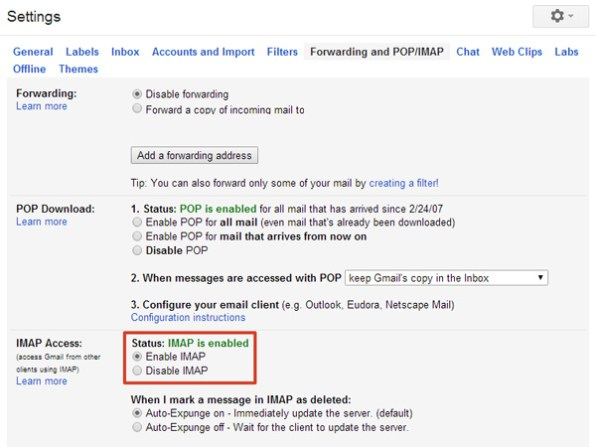 How-to-enable-IMAP-in-Gmail
