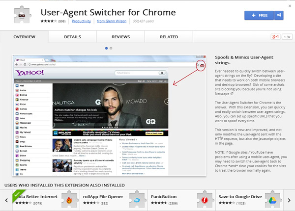 user-agent-switcher-for-google-chrome
