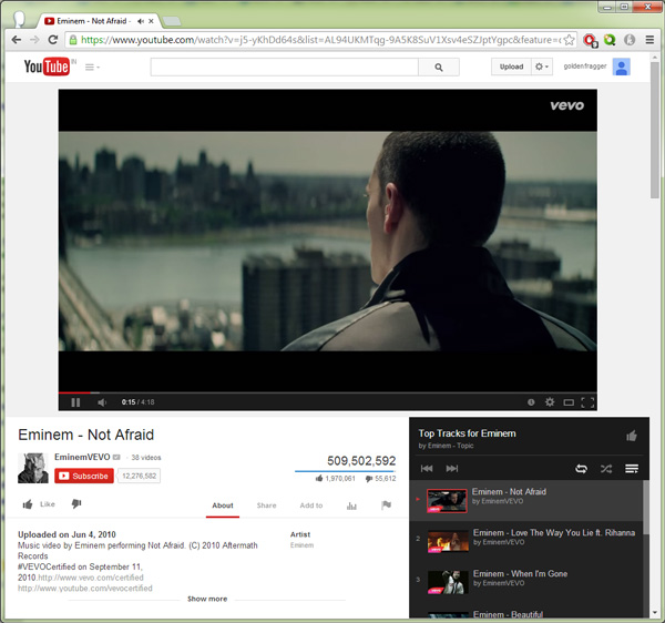 create-playlist-for-favorite-artist-on-youtube