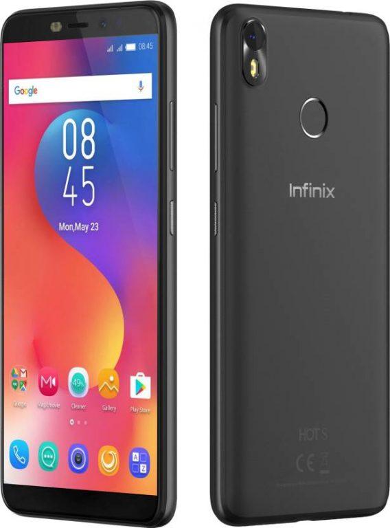 Infinix Hot S3 Black