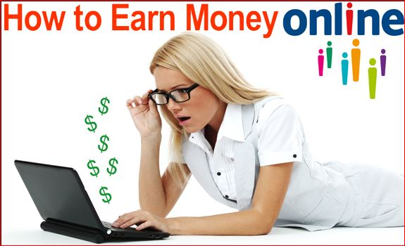 Online Money-How to Make Money Online