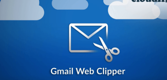 Gmail Web Clipper