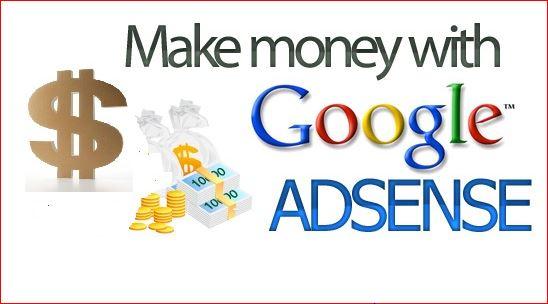 Google Adsense Ads-Make Money with Google Adsense