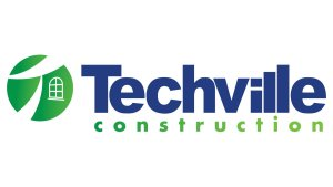 Techville Construction Logo