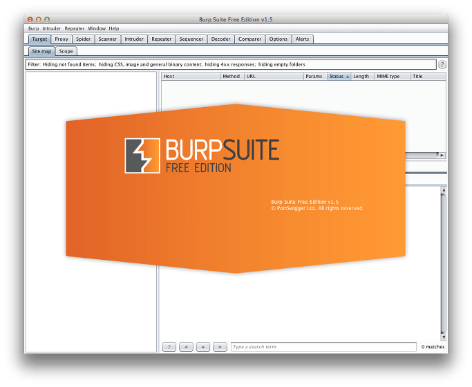 Burp Suite: Hacking Tools