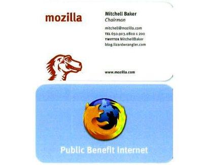 Mitchell Baker: Mozilla