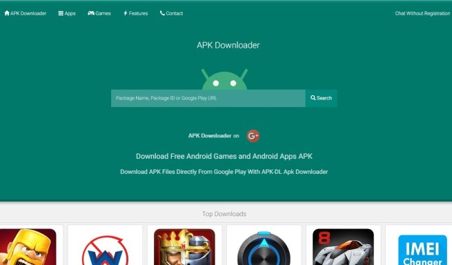 Direct Downloading Apk Of Incompatible Apps