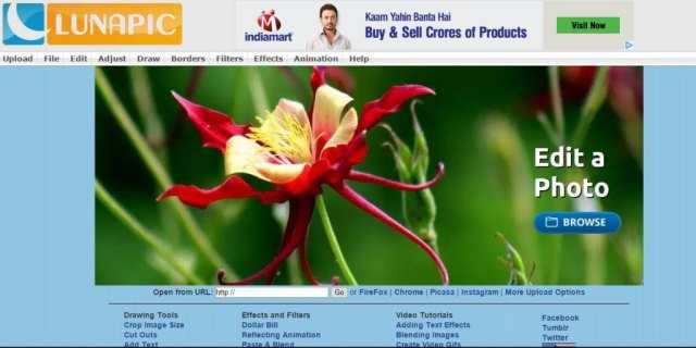 Best Online Photo Editing Websites