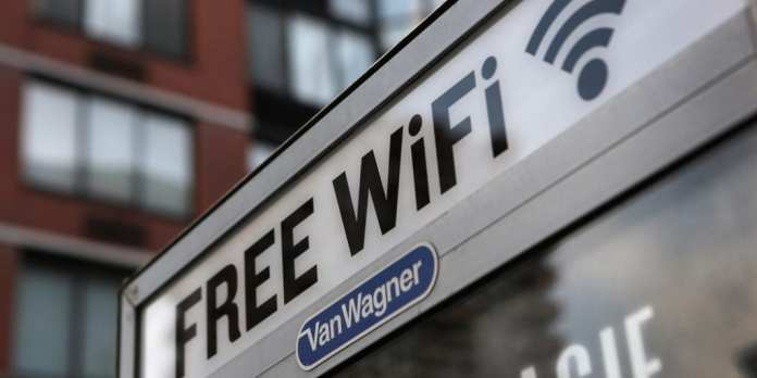 Don't log in with Services while using Public Wi-Fi