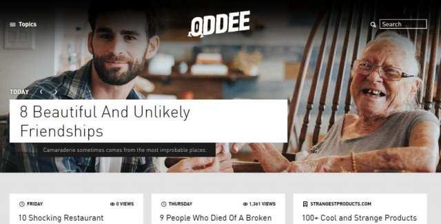 Oddee