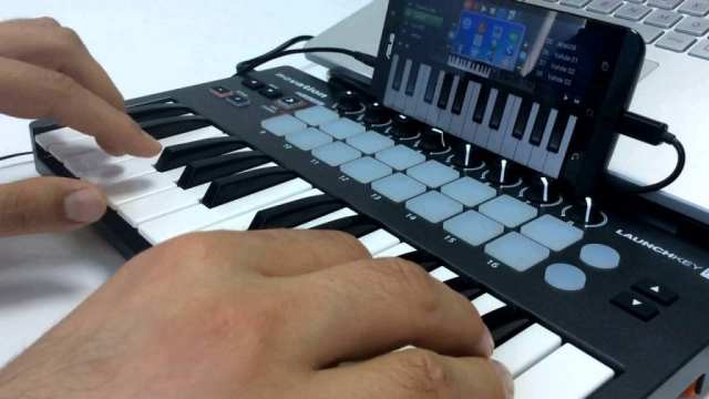 Create Music On Android