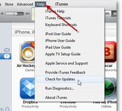 How To Update iTunes on Your Windows Or Mac