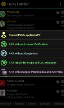 Lucky Patcher 7.1.0 Apk Dernière version gratuite Télécharger 2018
