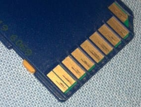 Repair a Crashed SD Card and Protect your Data