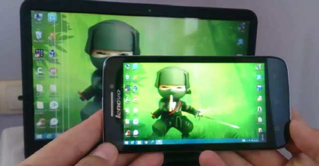 Mirror - New App Will Connect Your Android Phone To Your PC