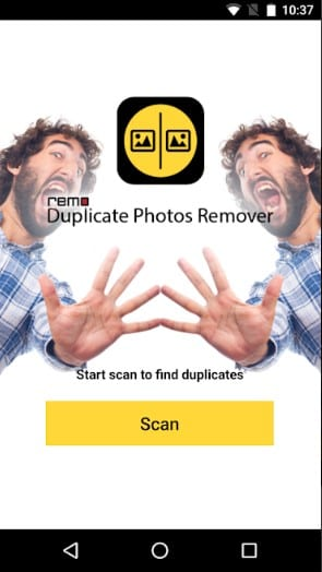 Using Remo Duplicate Photos Remover 2 - How To Find and Delete Duplicate Files On Android