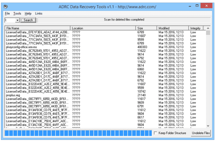 12 5 - Top 20 Best Open Source Data Recovery Tools